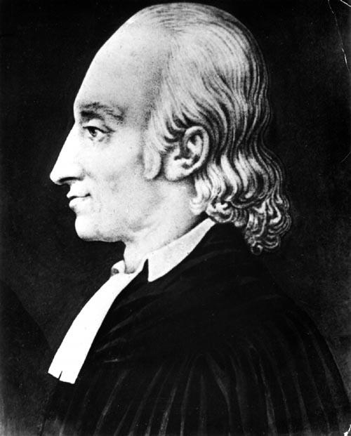 Johann Friedrich Oberlin (1750-1830)