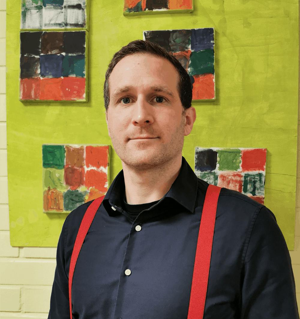 Schulleiter Alexander Engel